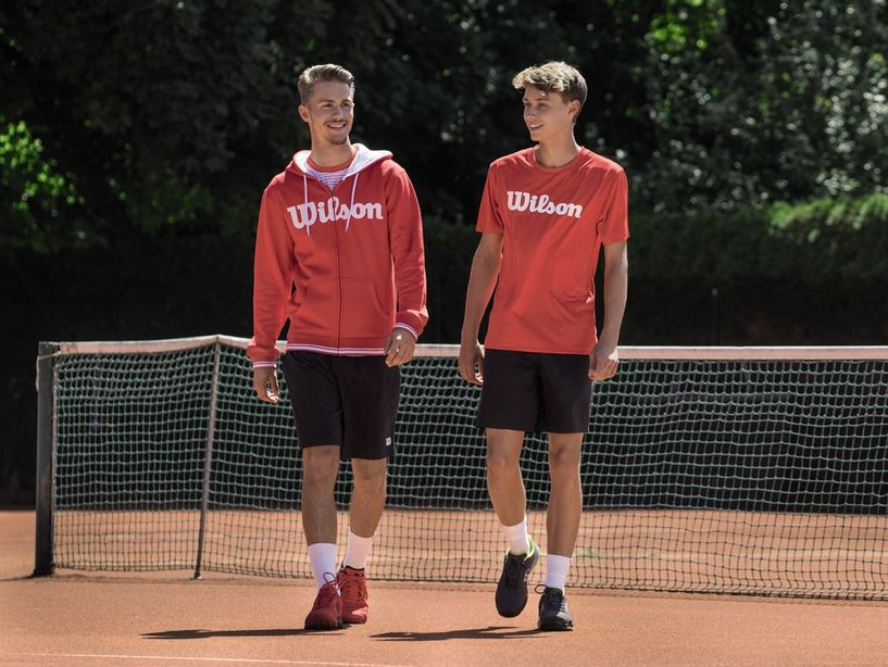 Tennisbekleidung von Wilson - sports and more - Rüschlikon